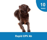 Rapid CPV Ab Test Kit 2.0, 10x1 test