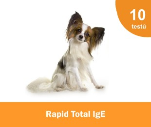 Rapid Total IgE, 10x1 test