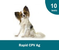 Rapid CPV Ag Test Kit, 10x1 test