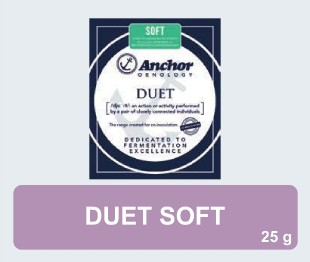 Anchor Duet Soft (Anchor Co-Inoculant Bacteria  3.2 25g)